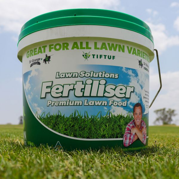 Lawn Solutions Fertiliser