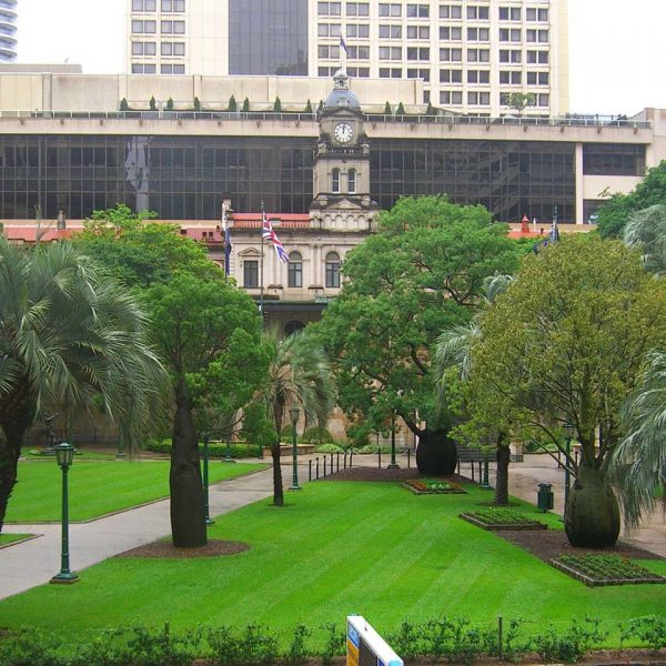 Sir Walter Turf Brisbane Anzac Square