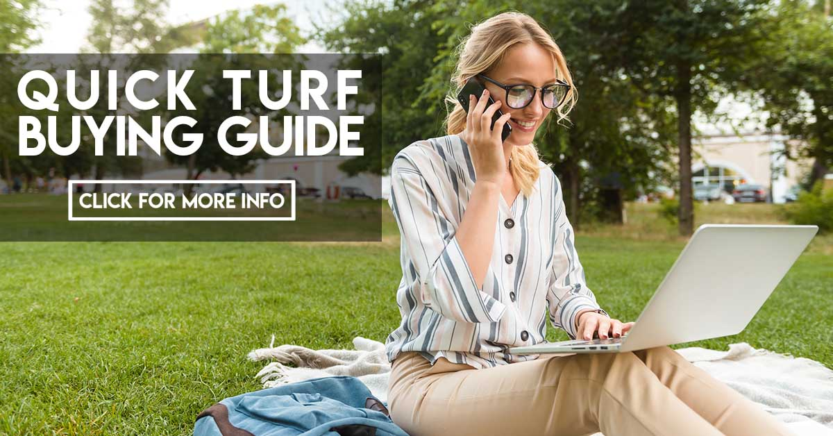 Quick turf buying guide