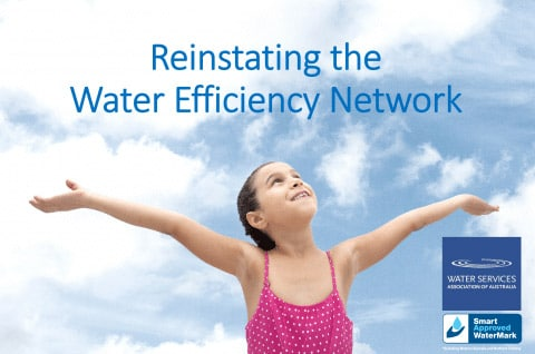 Reinstating the Water Efficiency Network