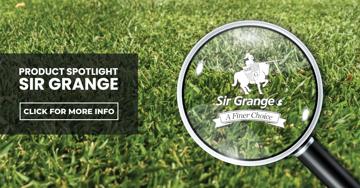 Product Spotlight Sir Grange