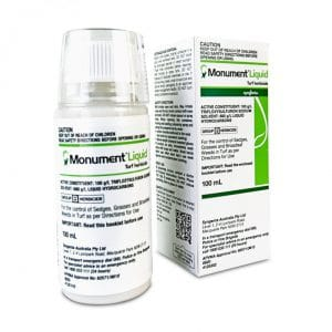 Monument Liquid Turf Herbicide 100ml